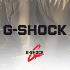 G-Shock Infographic