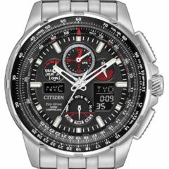 A Review & Analysis Of The New Citizen Skyhawk A.T watch