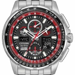 A Review & Analysis Of The New Citizen Red Arrows Watch