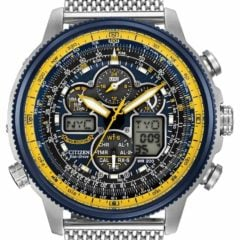 A Review & Analysis Of The Citizen Blue Angel Watch