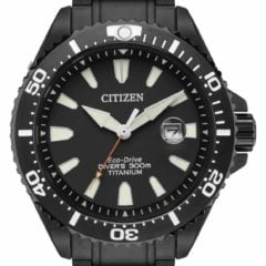 A Review & Analysis Of The Citizen Royal Marines Watch
