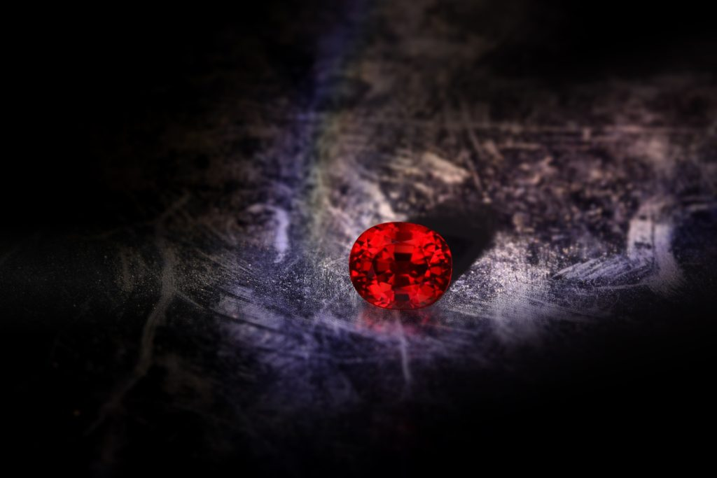 ruby stones