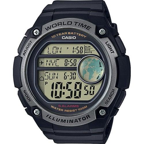 Casio World Time Illumninator