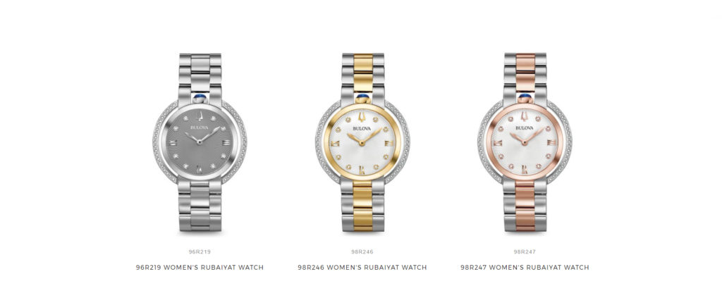 Rubaiyat Collection Bulova Watch