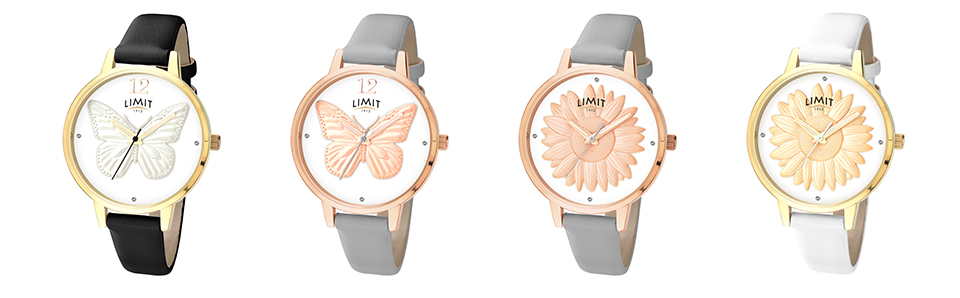 limit watches secret garden collection row four