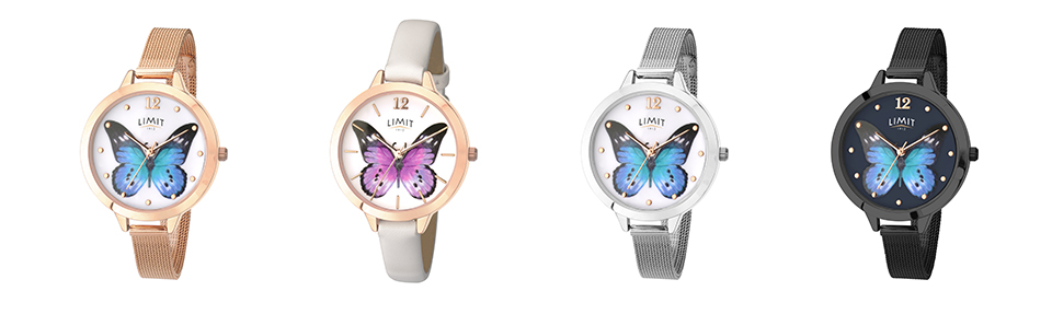limit watches secret garden collection row one