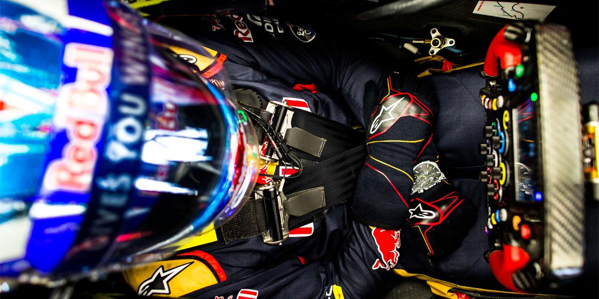 Casio Edifice Toro Rosso
