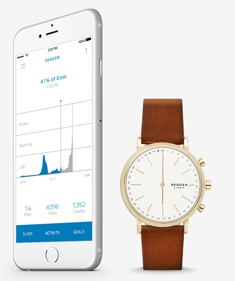 Skagen Hybrid Wearables