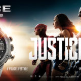 Police DC Justice League Watch Collection Set