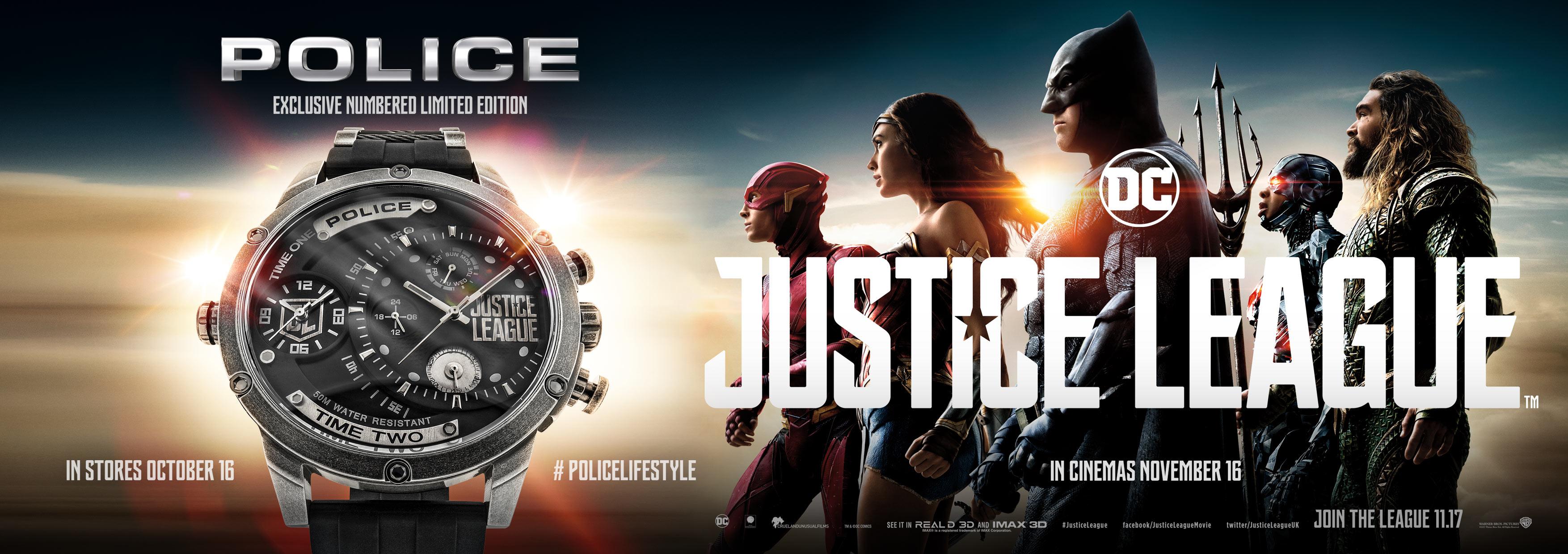 Police justice league