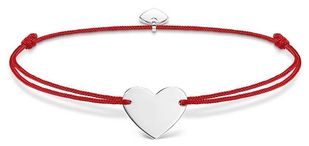 Thomas Sabo Jewellery Sterling Silver Glam And Soul Little Secrets Heart