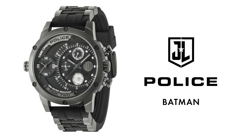 police batman watch