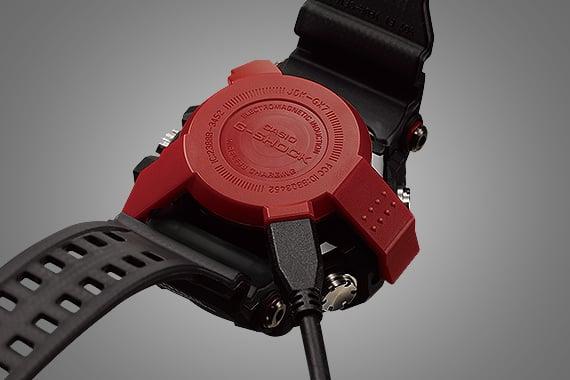 Casio G-Shock Rangeman Wireless Charging