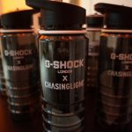 G-shock london chasing light running