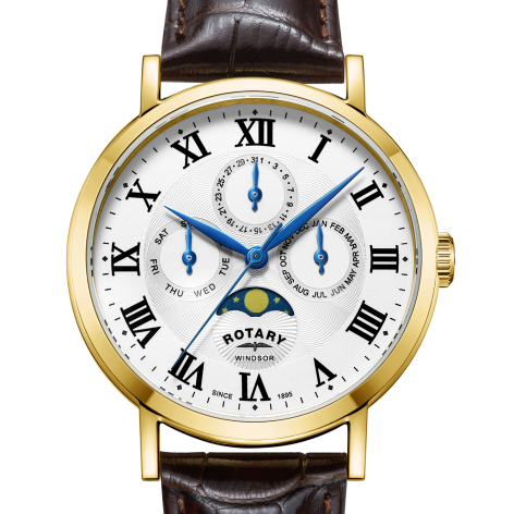 Rotary watches windsor collection