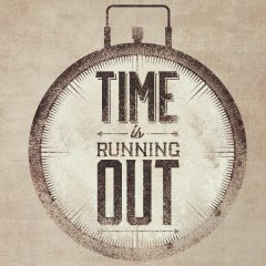 Time Is Running Out For Freedom