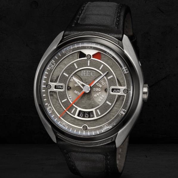 A watch made from a Porsche