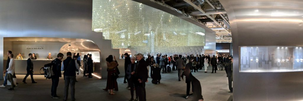 Citizen stand at Baselworld 2018