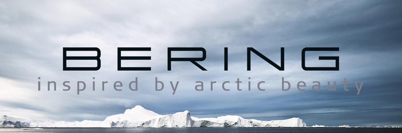 Bering arctic header