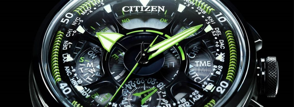 Citizen satellite wave gps baselworld 2018