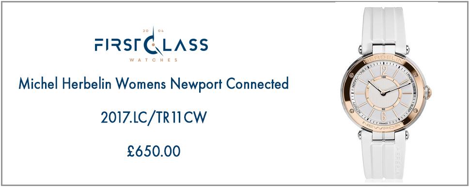 Michel Herbelin Womens Newport Connected