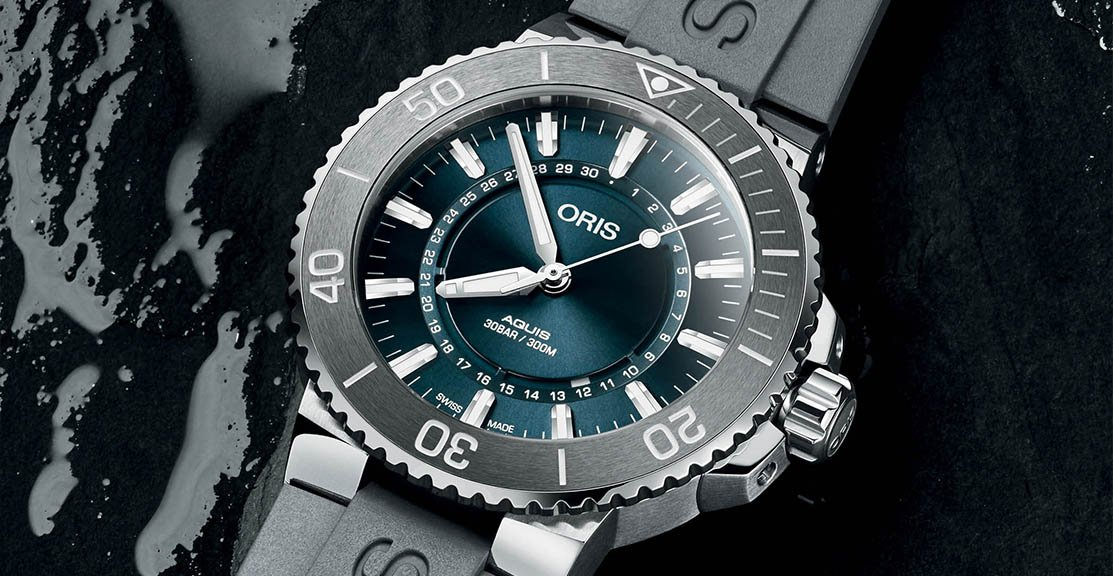Oris water watch