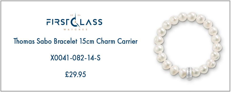Thomas Sabo Bracelet 15cm Charm Carrier