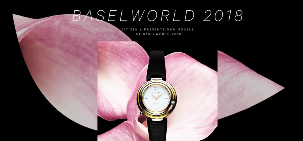 citizen watches L baselworld 2018