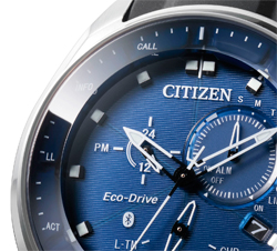 citizen eco drive super titanium baselworld 2018