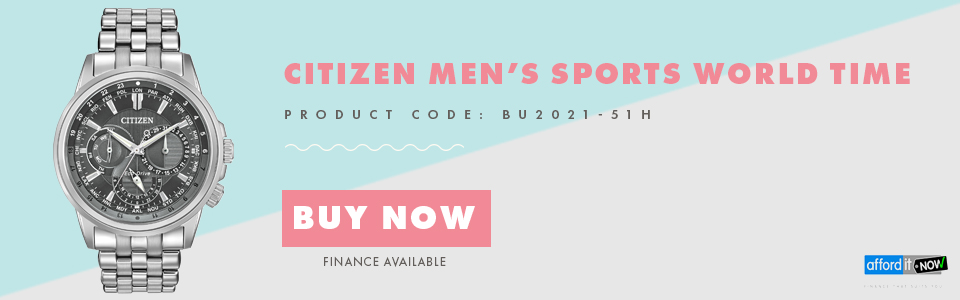 citizen watches for spring 2018 BU2021-51H