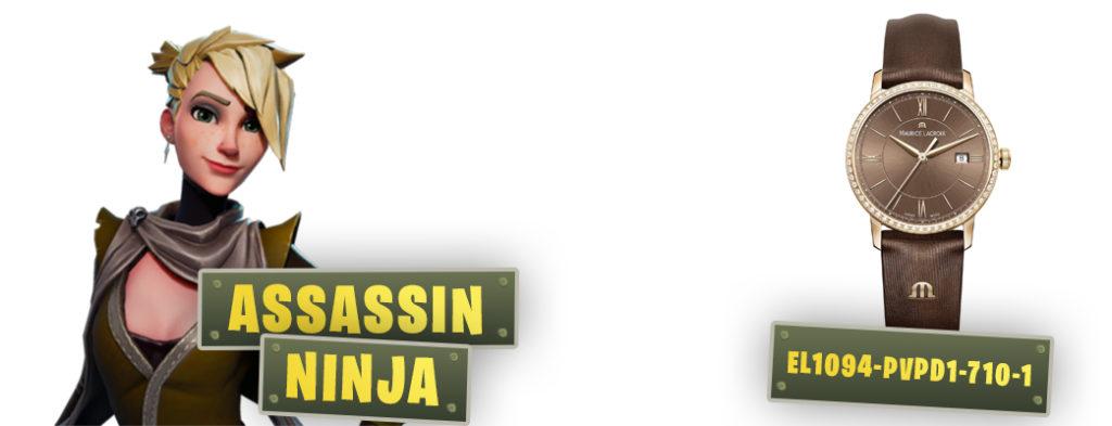 fortnite inspired watches assassin ninja