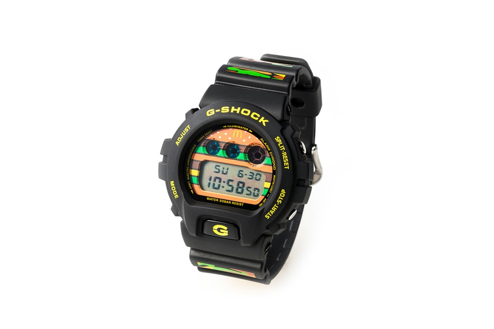Casio big mac watch