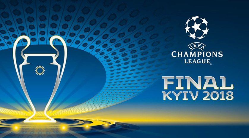 Champions league header