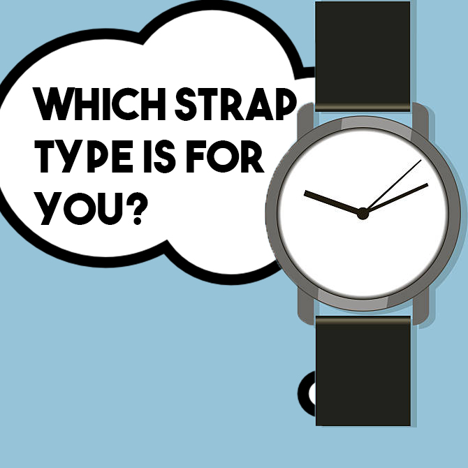 Which strap type is for you cover
