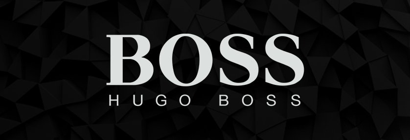 Hugo Boss header