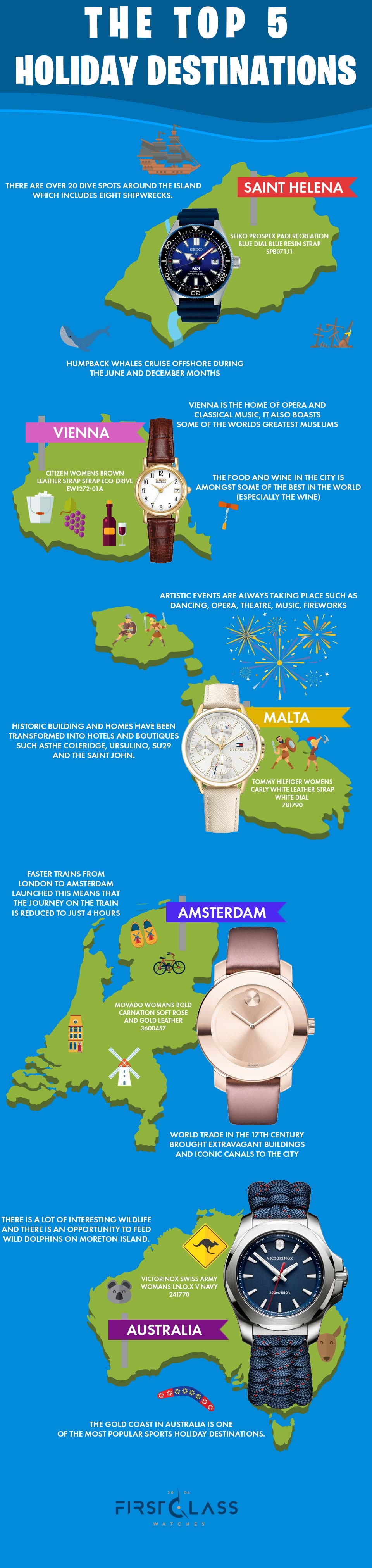 Top-5-holiday-destinations-infographic