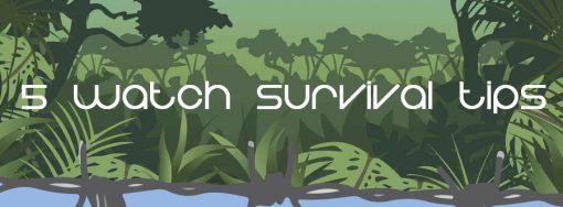 Watch Survival header