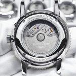 Milano deep blue automatic filippo loreti watch