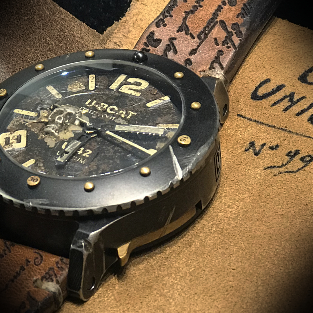 U-Boat Watches Official Stockist