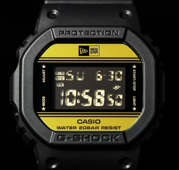 Limited Edition New Era X G Shock First Class Watches Blog