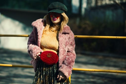 Faux Fur and Watches