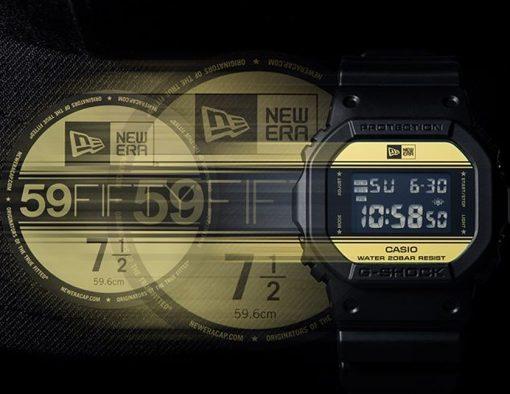 New Era x G-Shock