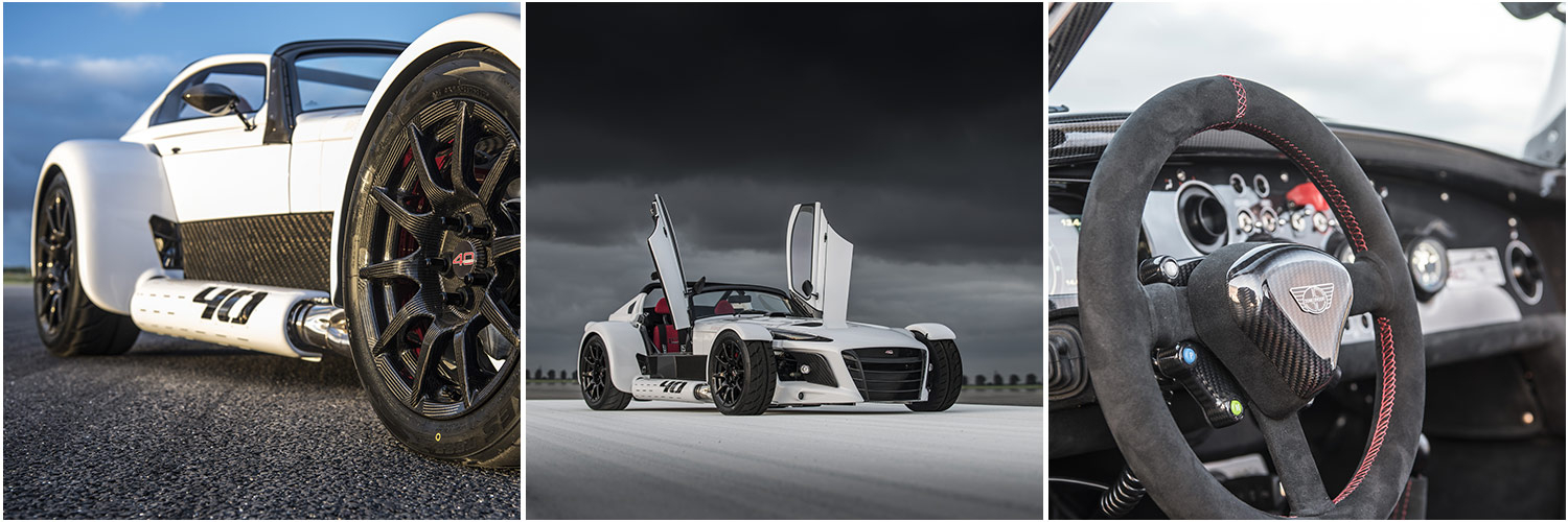 Donkervoort 40th Anniversary Limited Edition