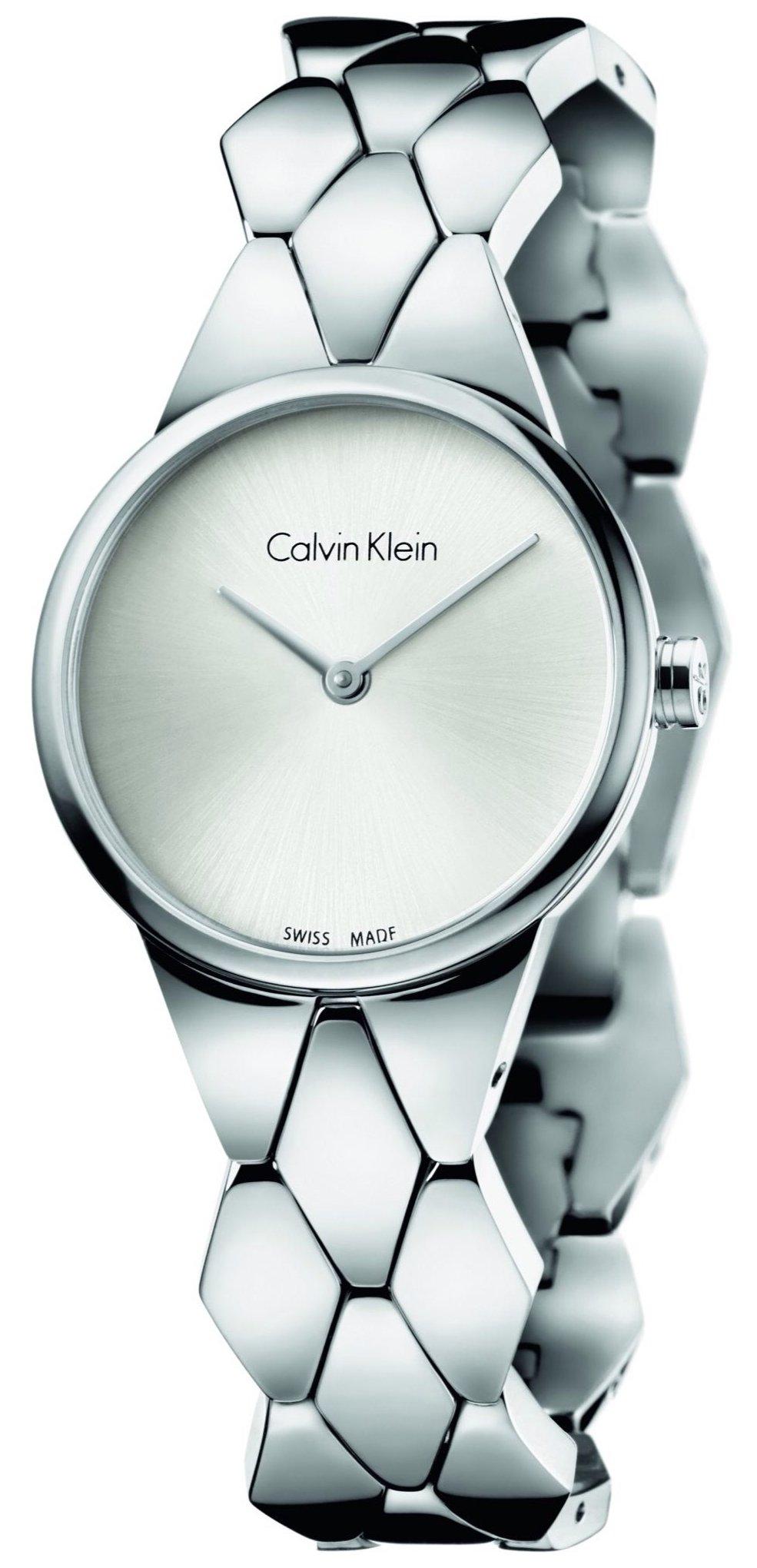 Silver Calvin Klein