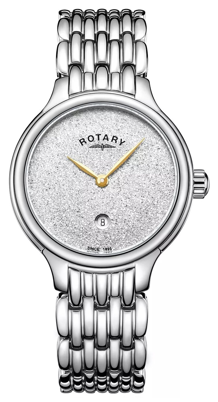 Rotary Glitter Watches