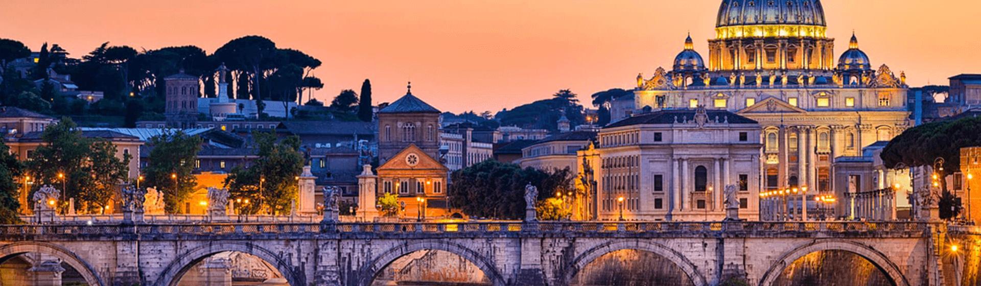 Filippo Loreti - Rome series