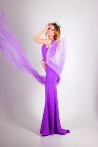 Accessorising an Evening Gown