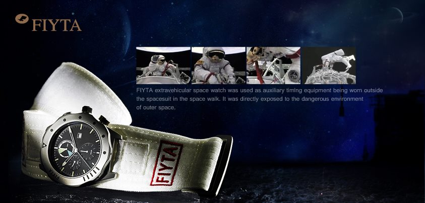 FIYTA Watches Solo Collection astronaut