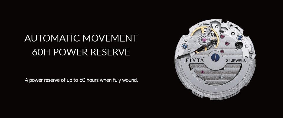 FIYTA Watches Solo Collection