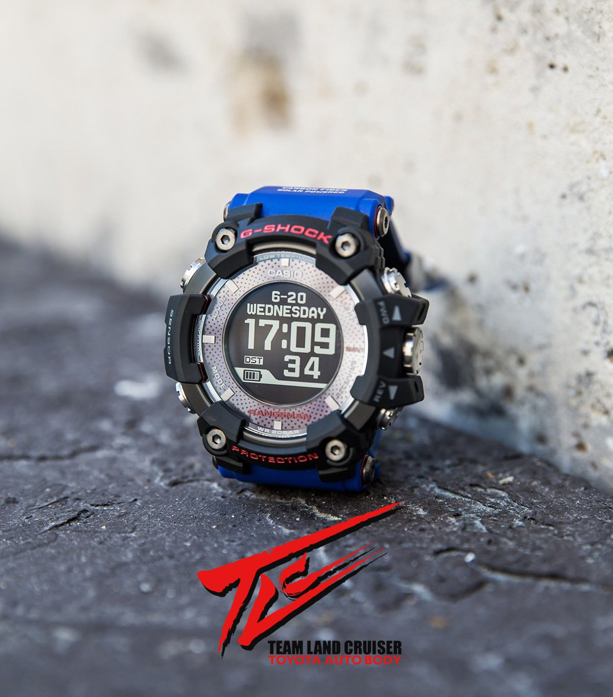 Rangeman Team Land Cruiser